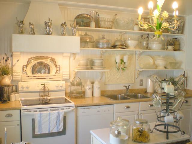 French Cottage Kitchen