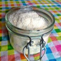Soothing Lavender Vanilla Oatmeal Bath Salts