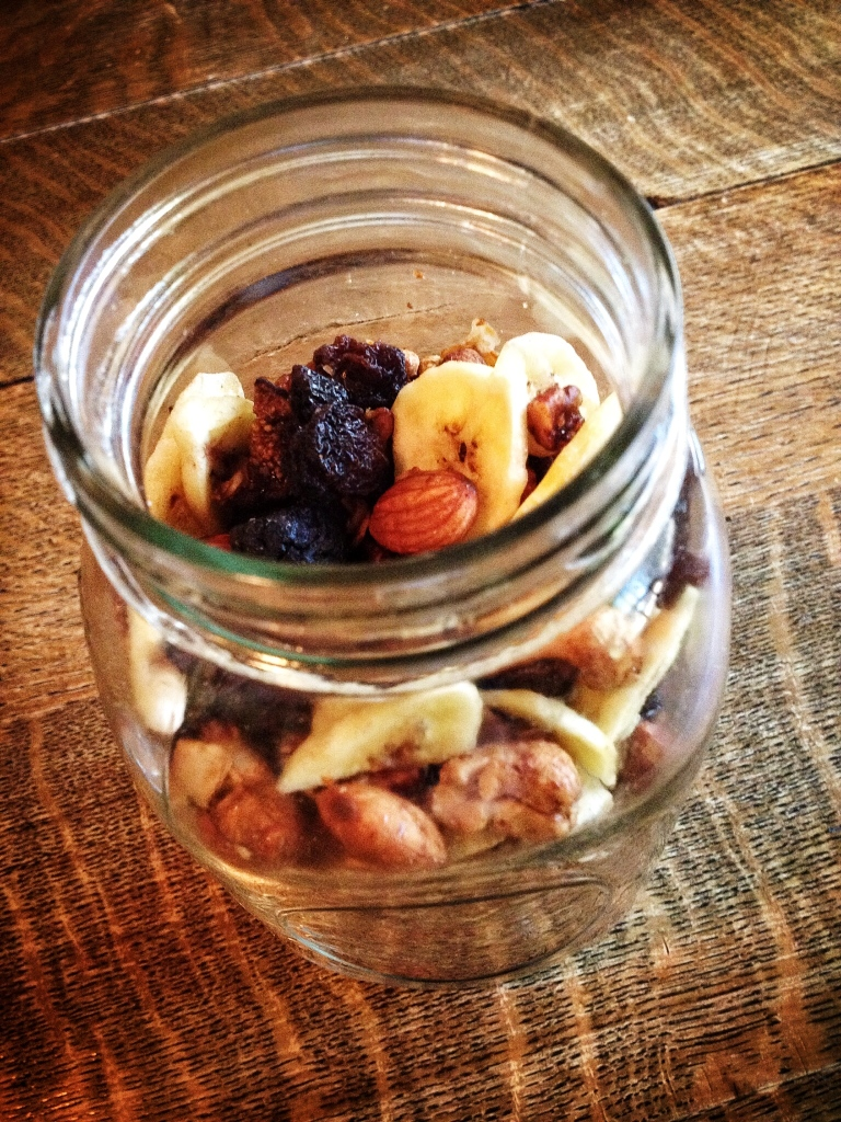 Crunchy Trail Mix