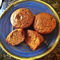 Buckwheat Banana Muffins (gluten-free, primal and paleo friendly)