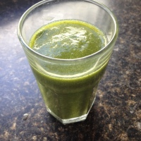 Delectable Homemade Green Machine (Green Juice) Recipe